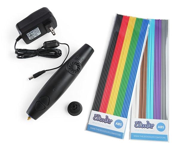 Ручка для 3d печати 3doodler
